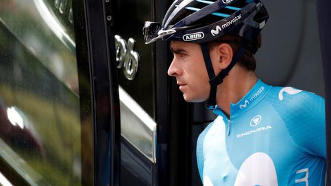 Las grietas de la estrategia tricéfala del Movistar en el Tour de Francia