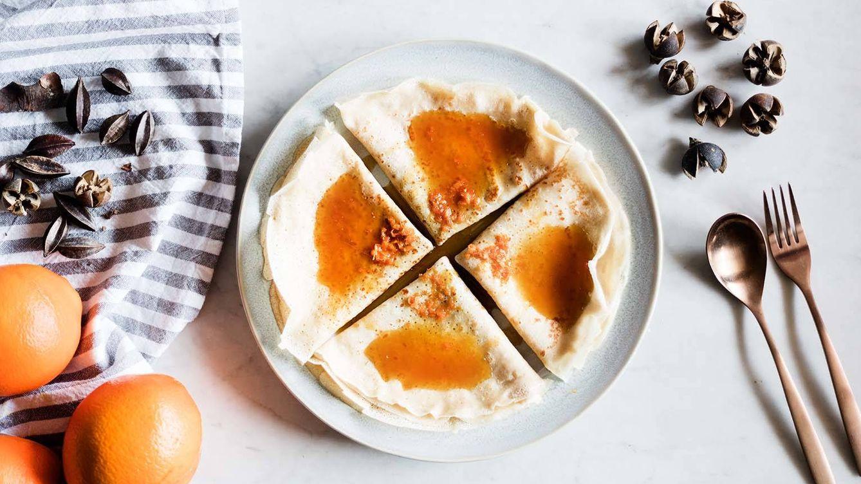 Crepes Suzette: una receta de Bretaña para festejar el día de la Candelaria
