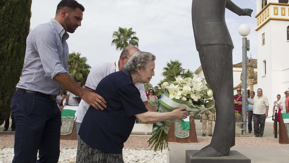Andalucía olvida a Blas Infante