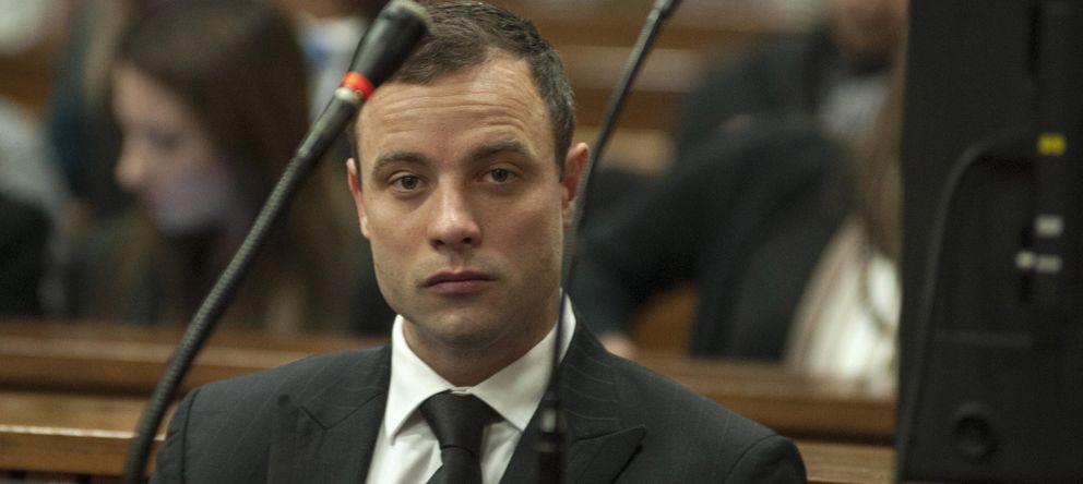 Oscar Pistoriuis, borracho y agresivo en una pelea en una discoteca de Johannesburgo