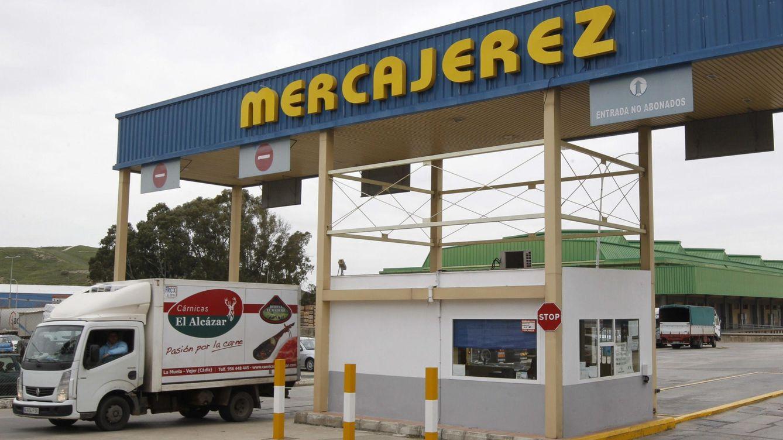 Foto: Imagen de MercaJerez en la localidad gaditana de Jerez de la Frontera. (Efe)