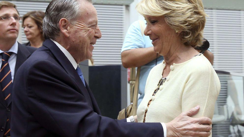 Carmena asalta IFEMA, 'feudo' del PP: Álvarez del Manzano, Cobo y Cortés