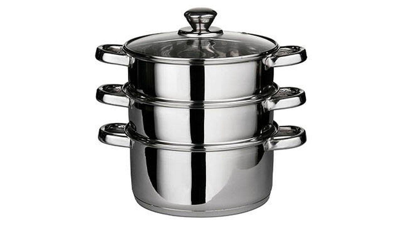 Set de cocción al Vapor de Premier Housewares