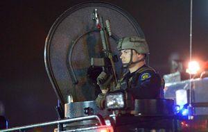 La militarización policial en los disturbios de Ferguson
