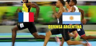 Post de El adiós de Messi y la velocidad de Mbappé: los memes del Francia-Argentina
