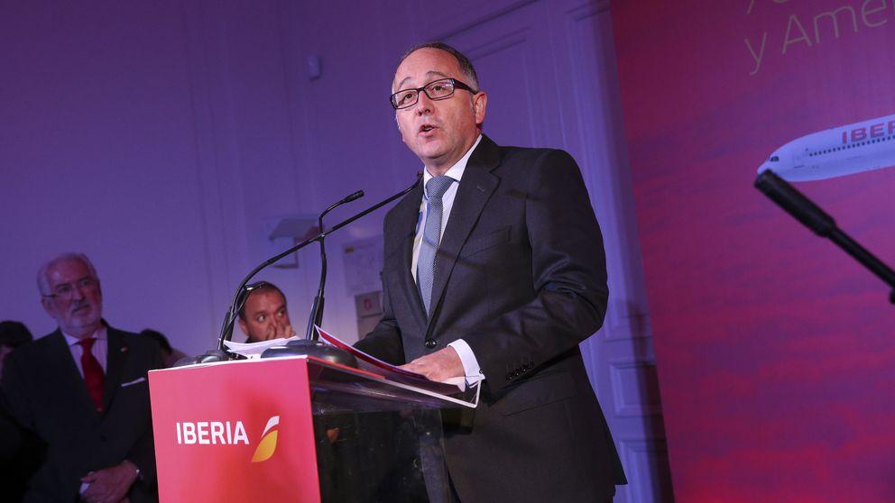 Iberia dará un complemento a los afectados por el ERTE y Gallego baja su salario un 50%