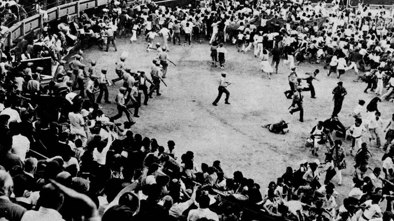 Martín Villa y los Sanfermines negros de 1978: Lo vi con mis ojos. Sé qué es cierto y qué no