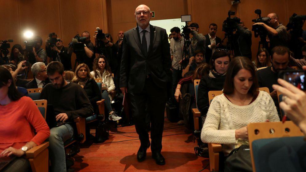 Foto: El fiscal general, José Manuel Maza. (Reuters)