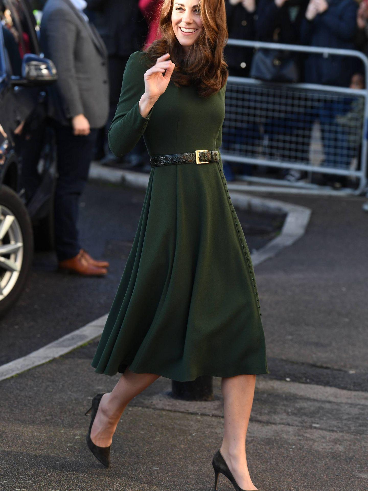 Look completo de la duquesa. (Cordon Press)