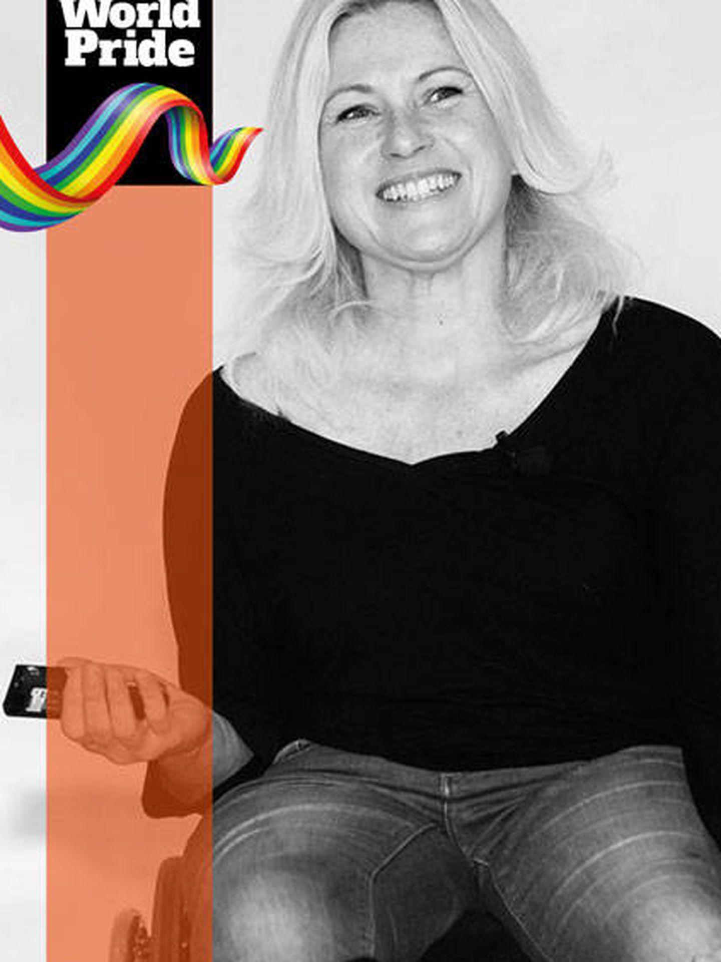 Orgullo LGTBI 2017: Gema Hassen-Bey.