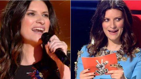 Final de 'La Voz' - Laura Pausini, la otra gran ganadora del 'talent' de Telecinco