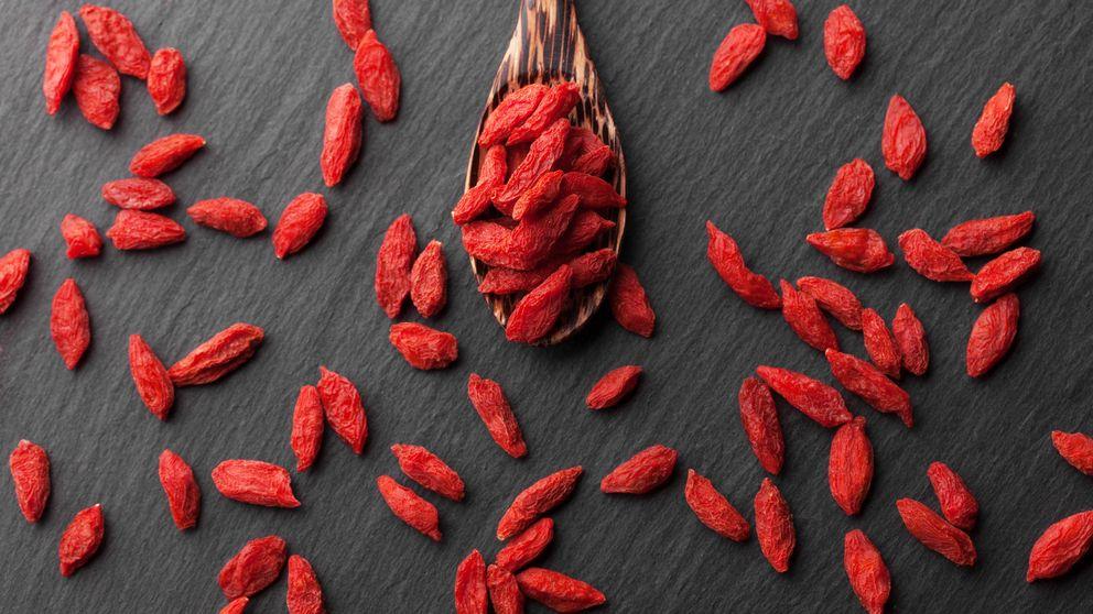 Bayas de goji: las reinas de los antioxidantes
