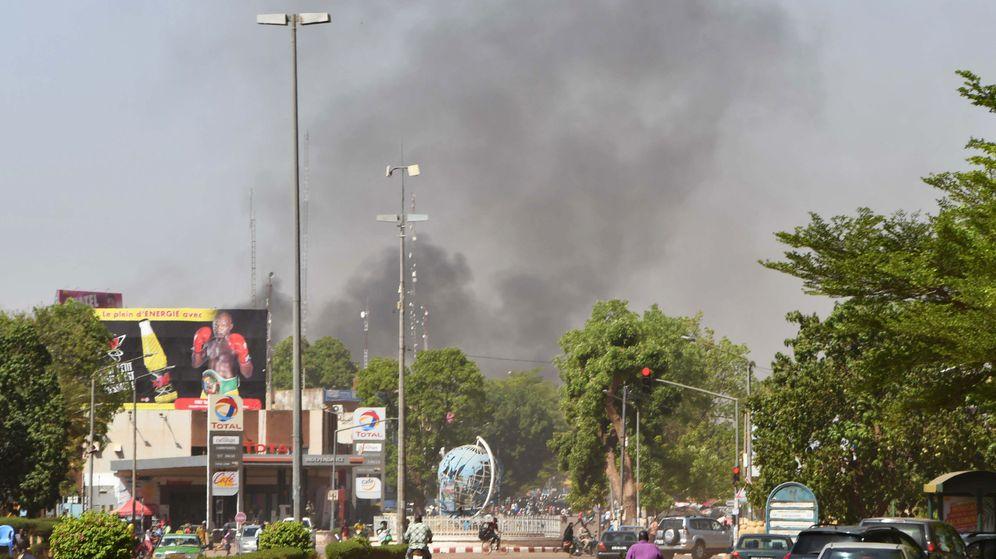Foto: Ataque en Burkina Faso | Reuters