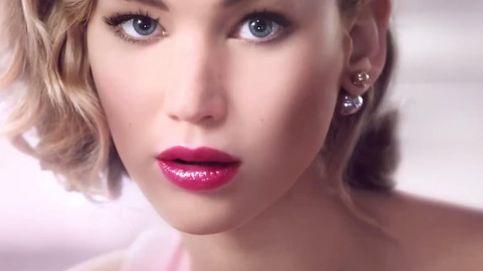 Jennifer Lawrence más sensual que nunca para Dior