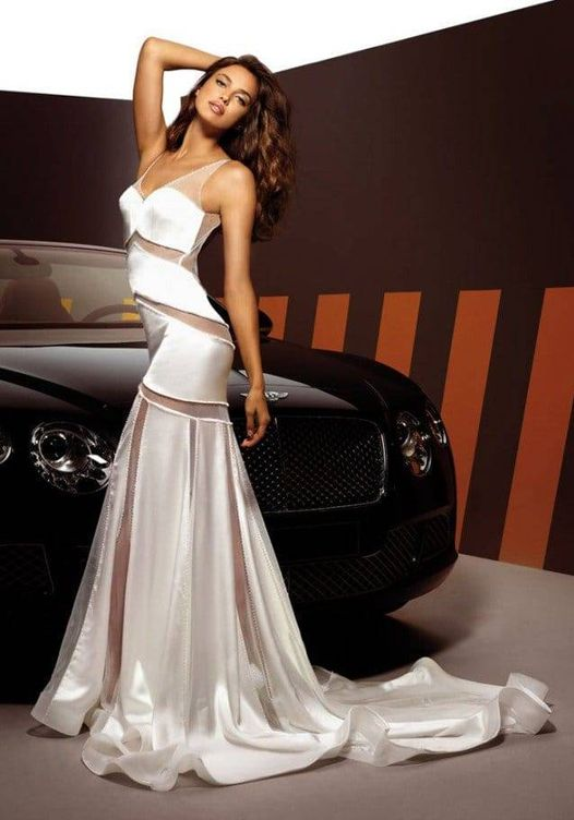 irina shayk vestida de novia – vestidos baratos