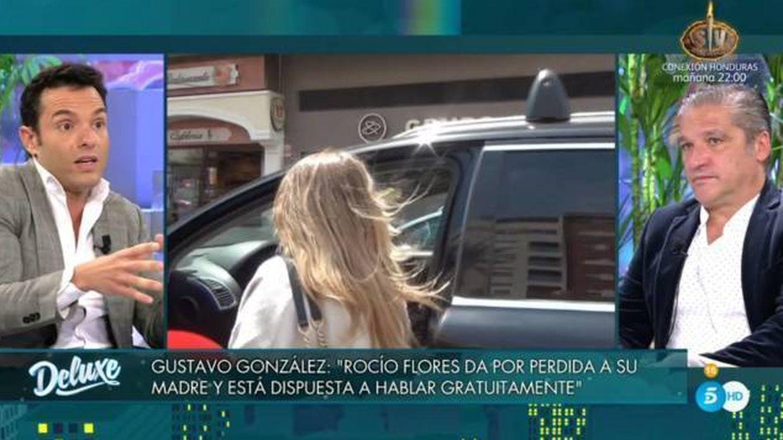 Las declaraciones de Gustavo González sobre Rocío Flores. (Mediaset)
