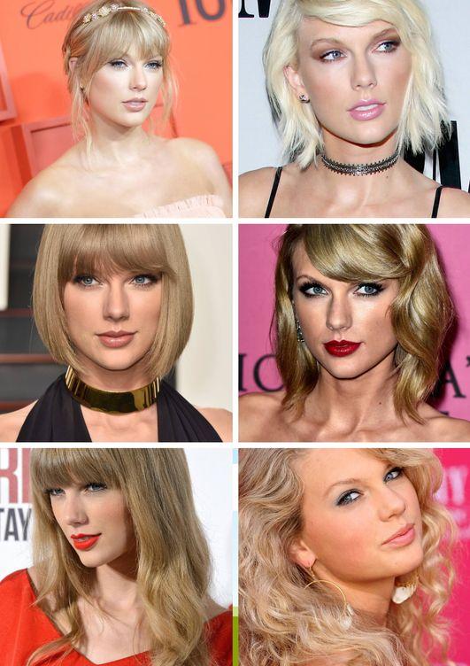 Su beauty evolution. (Getty)