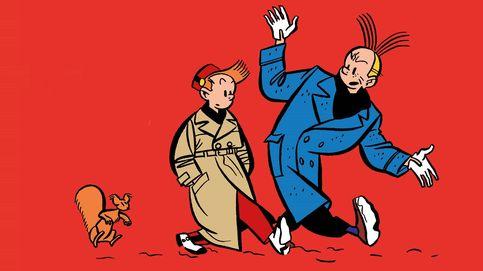 Spirou y Chaland, una pasión rota en 25 tiras