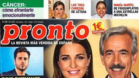 """Kiosco rosa: el """"distanciamiento no definitivo"""" entre Paula Echevarría y Bustamante"""