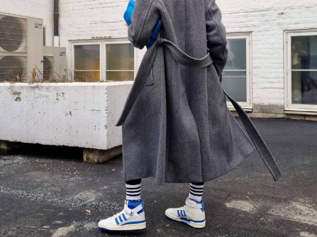 Foto: Descubre cuáles son sus nuevas zapatillas de deporte favoritas. (Instagram @ninasandbech)