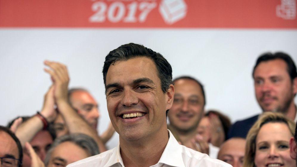 Foto: El secretario general del PSOE, Pedro Sánchez. (Reuters)