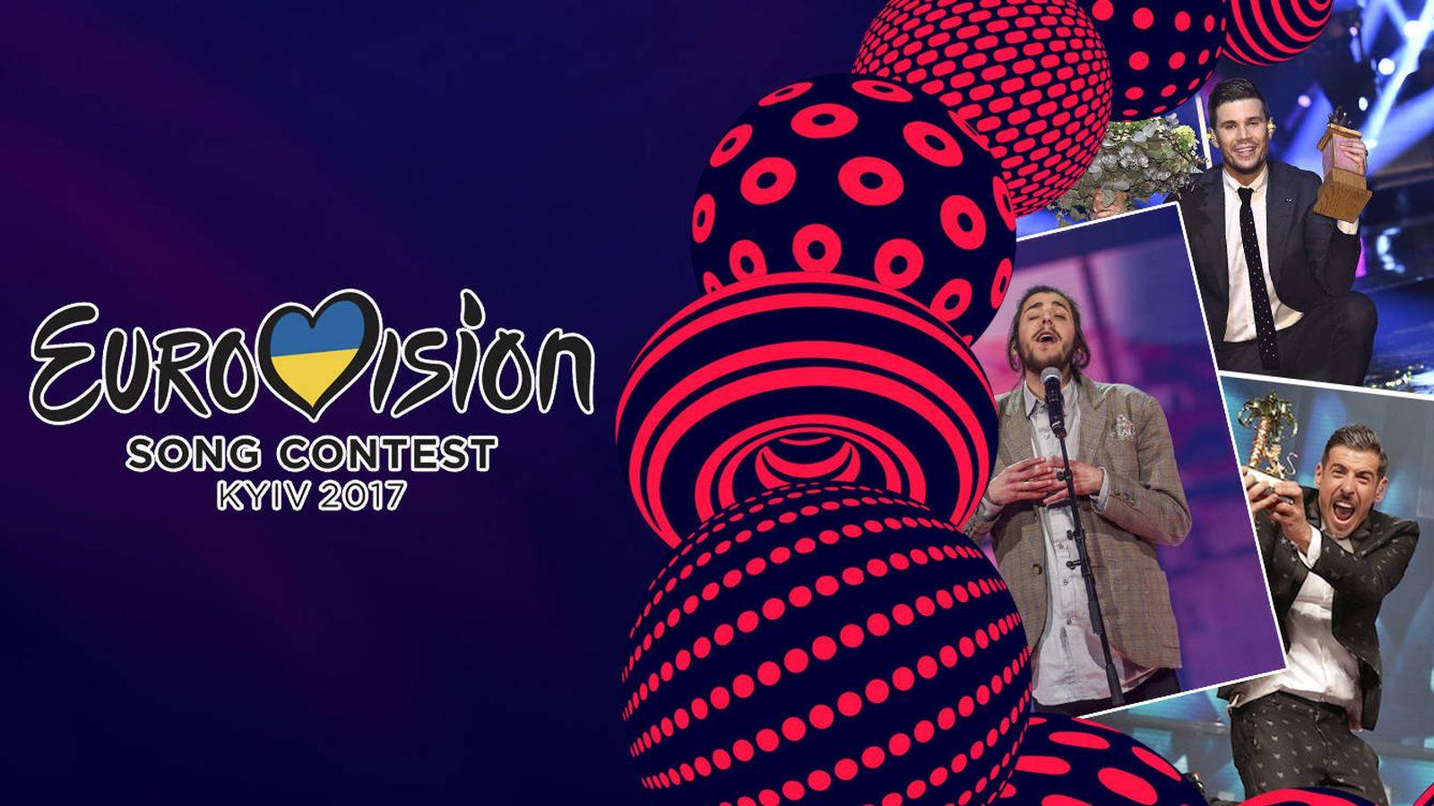 Foto: Italia, Portugal y Suecia, favoritos para ganar Eurovisión 2017