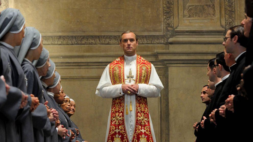 'El joven Papa' no quiere tener rostro, la loca serie de Sorrentino