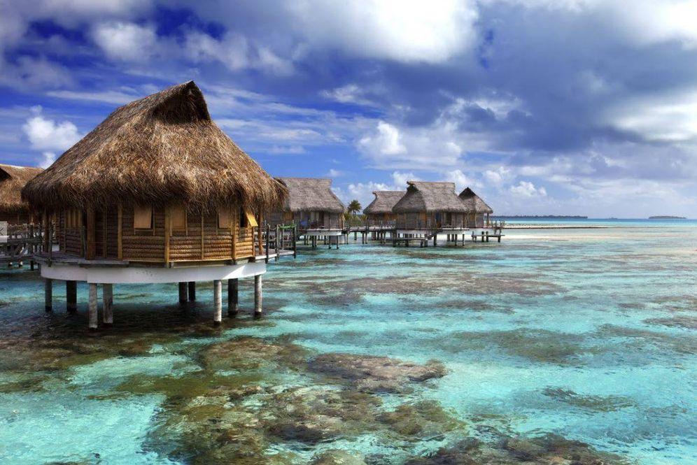 Foto: Las Maldivas son el paraíso aquí en la tierra (Foto: Skyscanner)