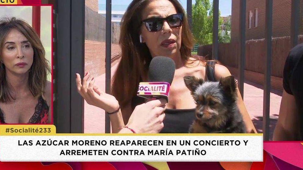 Las Azúcar Moreno arremeten contra María Patiño: ¡Te has pasado!