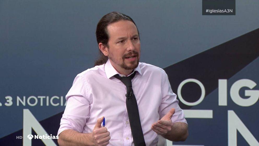 Nuevo choque con el Gobierno: el CGPJ pide responsabilidad y mesura a Pablo Iglesias