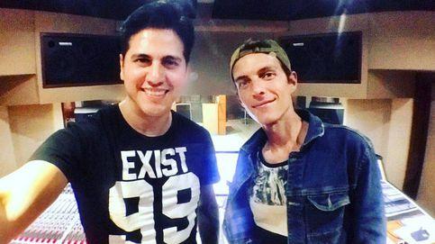 Adrián Reyes, productor del disco del hijo de Camilo Sesto: Tiene un registro muy dulce