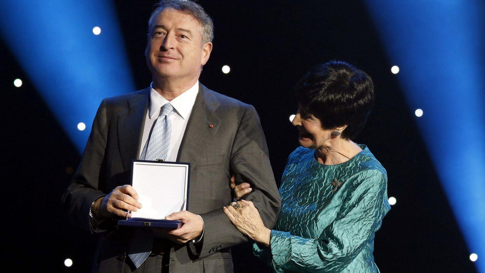 Foto: José Antonio Sánchez, presidente de RTVE. (EFE)