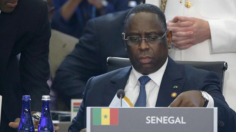 Macky Sall, presidente de Senegal (Reuters)
