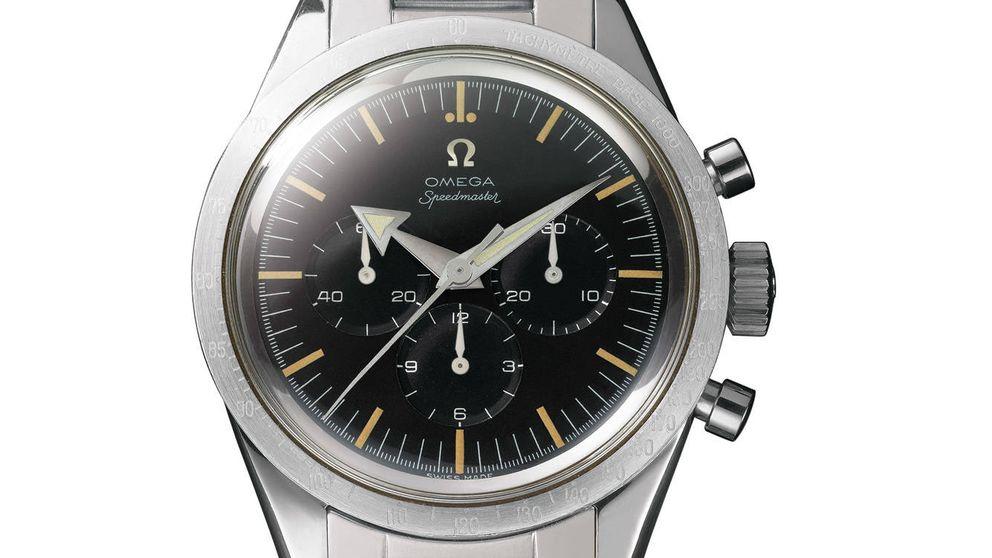 Relojes Omega, hasta los años setenta