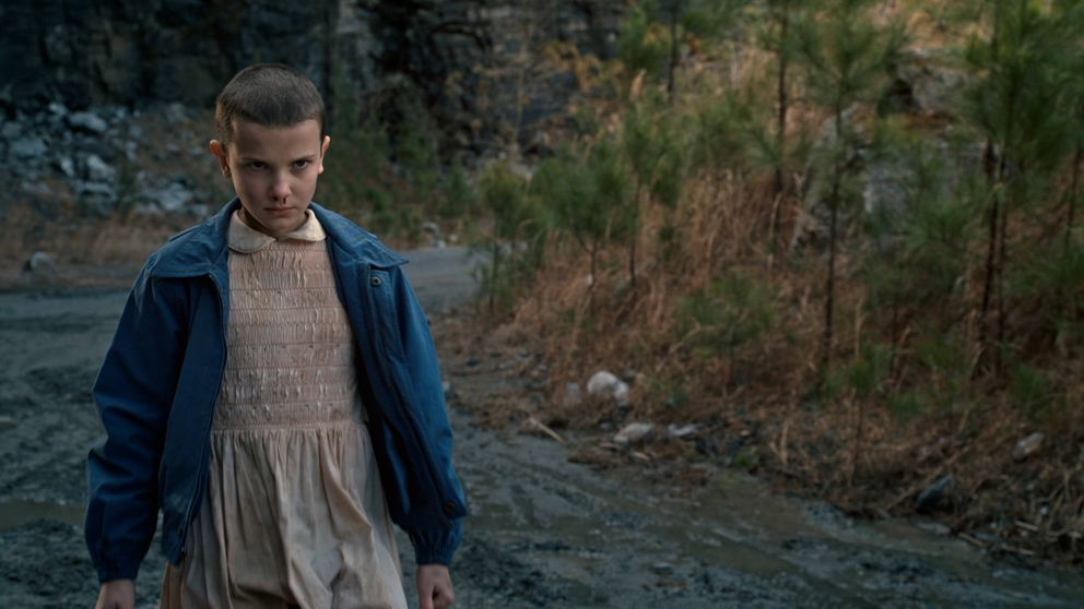 Diez datos curiosos sobre Millie Bobby Brown (Once), la niña de 'Stranger Things'