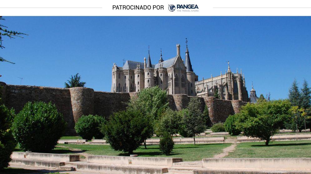Foto: Palacio Episcopal de Gaudí, en Astorga, León