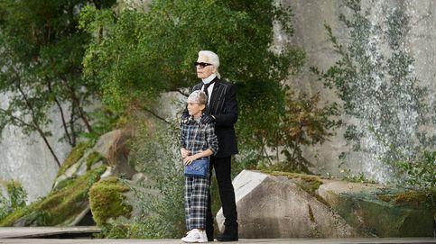 ¿Quiénes son los jefes de Karl Lagerfeld?