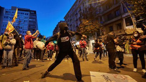 Cientos de antidisturbios viajan a Cataluña para controlar las protestas por el caso Torra