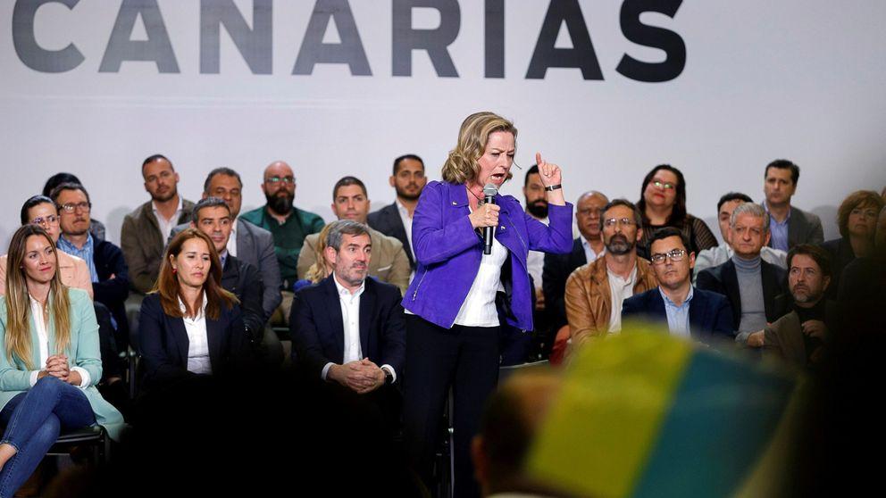Elecciones generales: CC rechaza investir a Sánchez si apoya asecesionistas