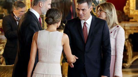 El protocolo de Pedro Sánchez