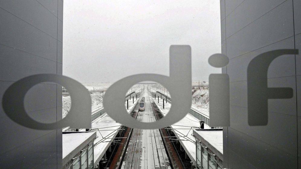 Foto: Imagen de la estacion de alta velocidad Segovia-Guiomar. (EFE)