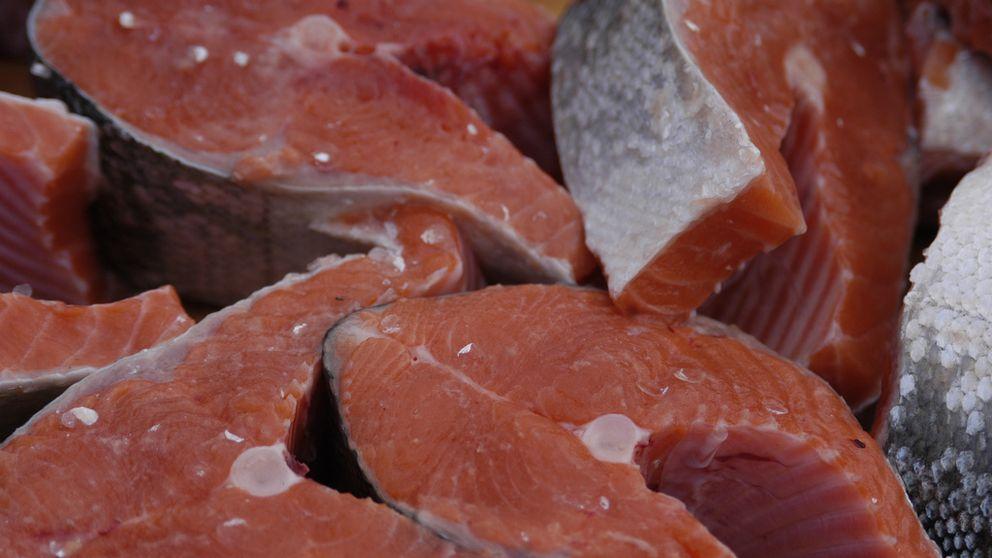 Los pescados grasos como el salmón ayudan a controlar el asma en los niños