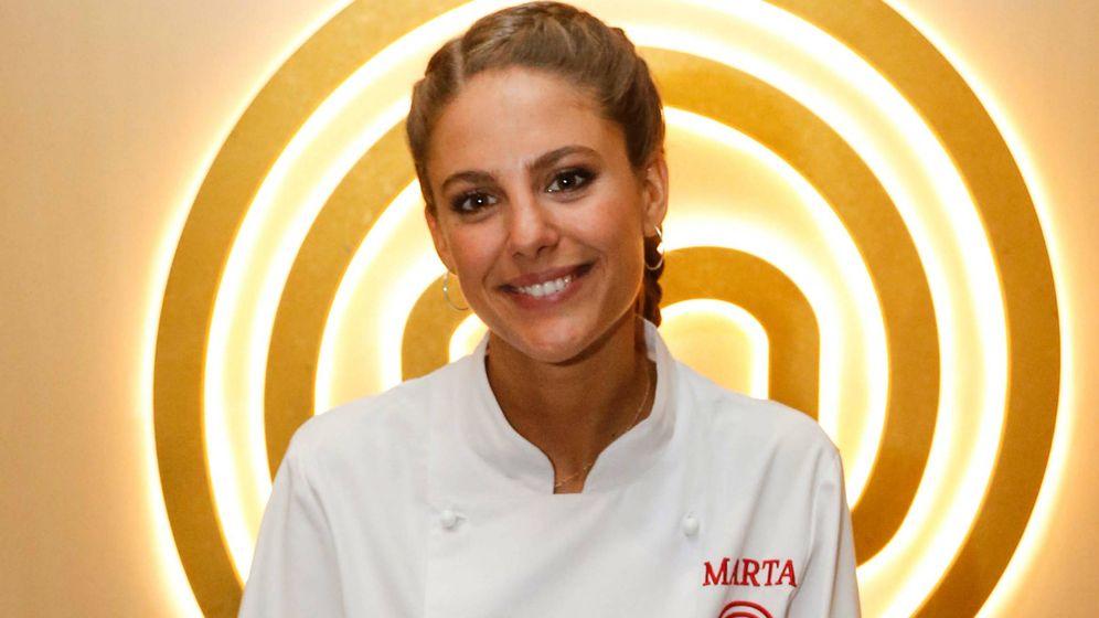 Foto: Marta Verona, ganadora de 'MasterChef 6'. (RTVE)