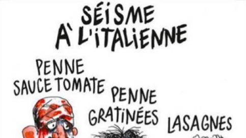 Amatrice denuncia a 'Charlie Hebdo' por sus viñetas sobre el terremoto