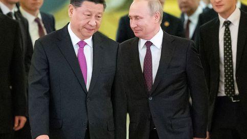 Putin recibe a su querido amigo chino en medio de tensiones con EEUU