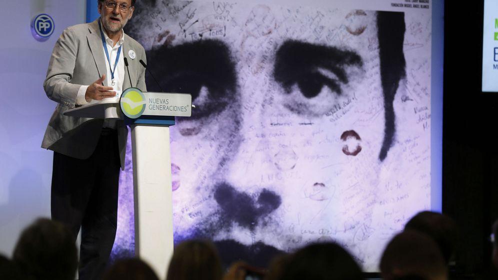 Foto: El presidente del Gobierno y del Partido Popular, Mariano Rajoy. (EFE)