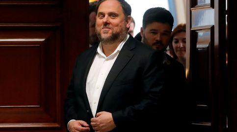 Junqueras quiere llevar a Europa las 'trampas' del Supremo con su inmunidad