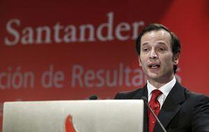 Javier Marín elige cobrar en títulos el dividendo de Santander