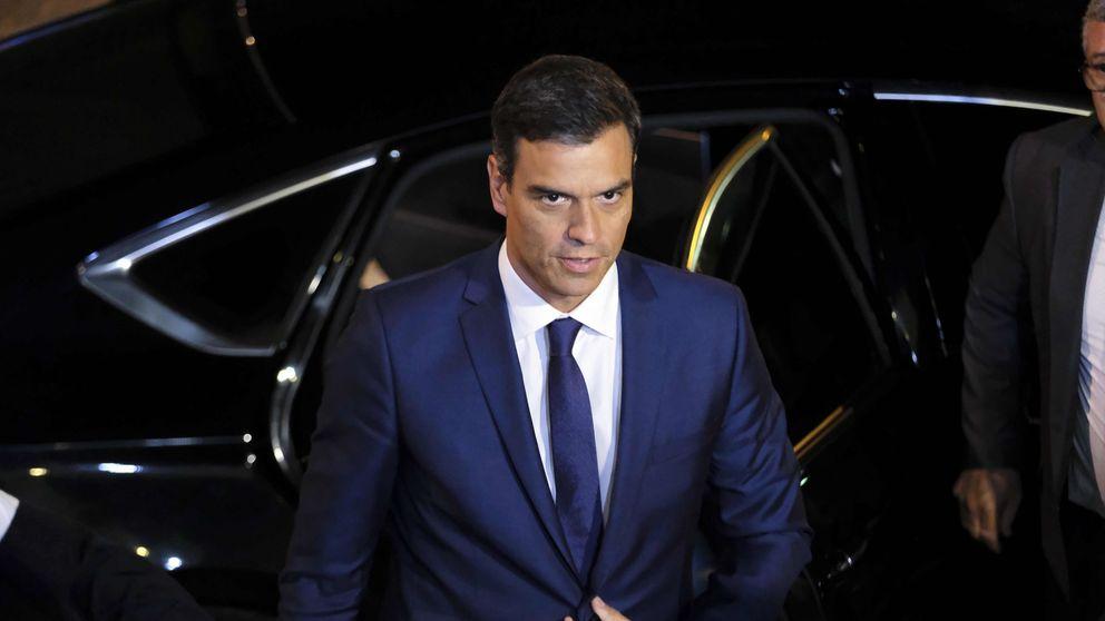Sánchez quiere referéndum de autogobierno en Cataluña