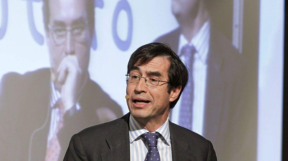 Foto: Mario Alonso Puig durante una de sus conferencias. (EFE/Jesús Diges)